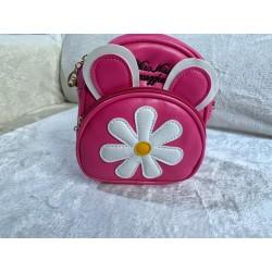 Bolsa Infantil Rosa de...