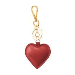 Chaveiro Dourado de Coração...