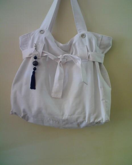 Bolsa Feminina Em Tecido : As bolsa em tecido s?o leves e pr?ticas modelos