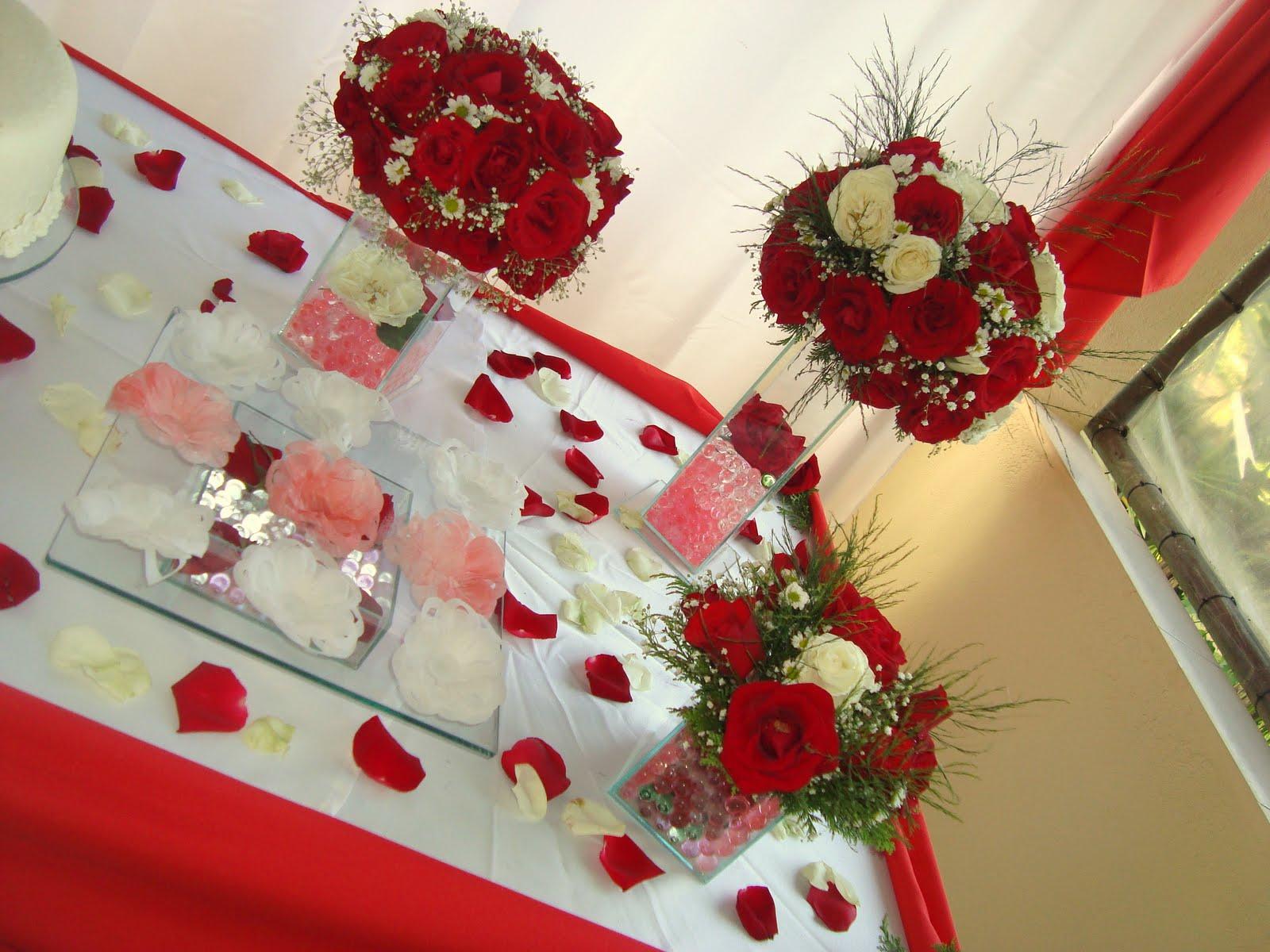 De Decoracoes Para Casamento E Na Mesma Proporcao As Opcoes De Preco