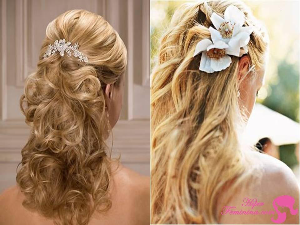 Dicas De Penteados Perfeitos Para Noivas