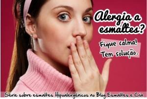Alergia a Esmalte