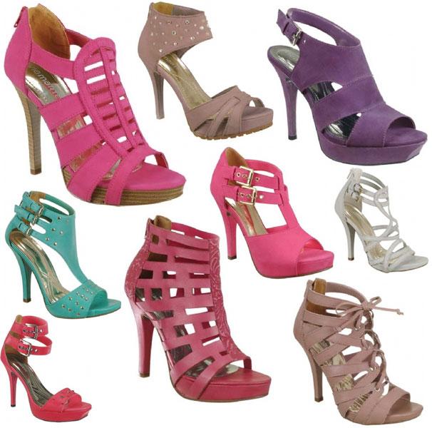 As Sandálias da Moda