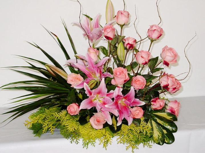 Arranjos Com Flores  Deixe Seu Evento Muito Mais Bonito
