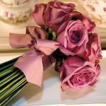 Arranjo Com Rosas Noivas