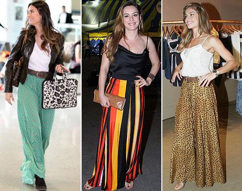 saias longas da moda