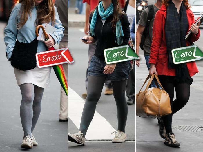 O Que é Certo e Errado na Moda