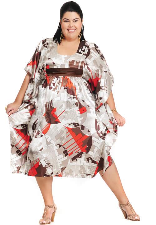 Modelos De Vestidos Adequados Para Mulheres Gordas