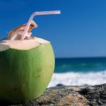 Água De Coco É Hidratante Natural